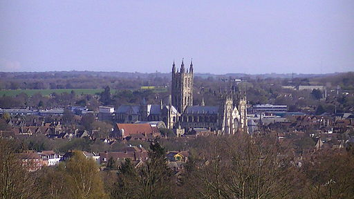 Canterbury教堂