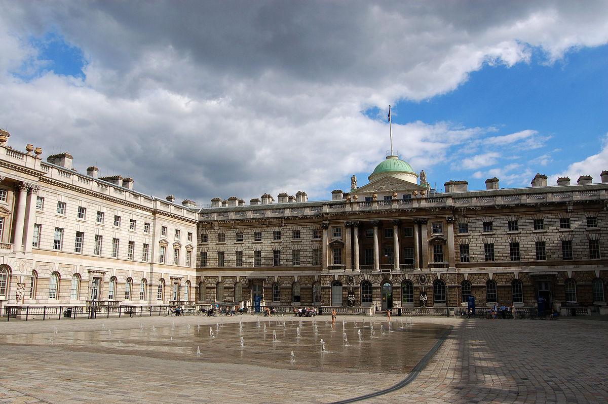 Somerset宫(文化研究院和法律学院的所在地)