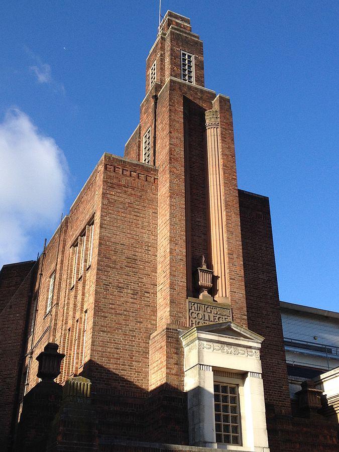 大学医院(在 Denmark Hill校区)
