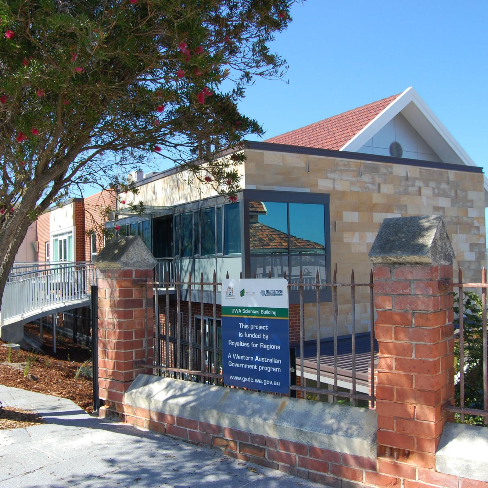 UWA Science Building