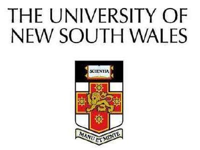 新南威尔士大学理学院2014年最新课程