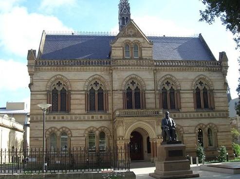 澳洲阿德雷德大学综合排名