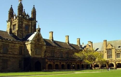 澳大利亚第一学府——悉尼大学综合排名