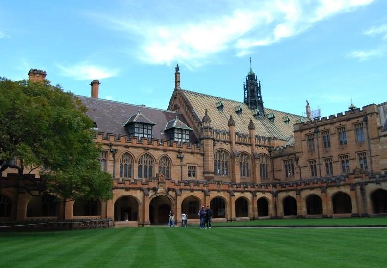 5.28世界百强悉尼大学在线面试会