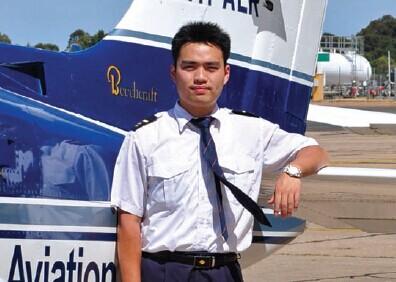过来人经验:南澳大学让你的飞行员之梦触手可及