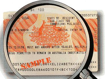 2014年澳洲留学签证申请电签纸签的区别及获签流程