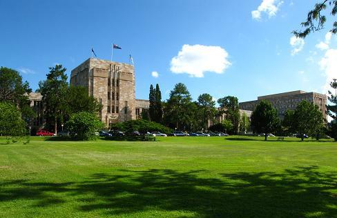 昆士兰大学副校长获澳中理事会高度称赞