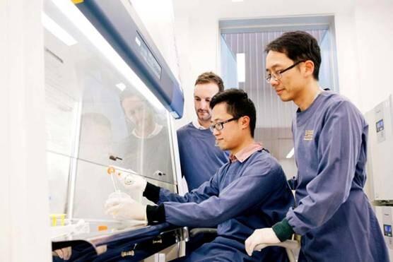 中国学者谈在昆士兰大学研究院的愉快经历