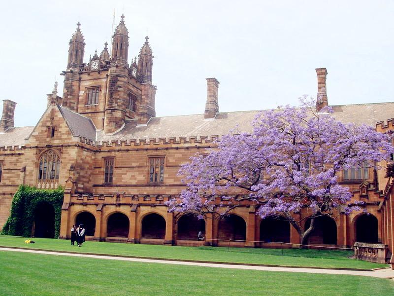 悉尼留学-悉尼大学-易申网