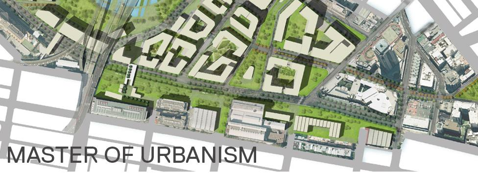 悉尼大学建筑设计与规划学院新增两门硕士课程