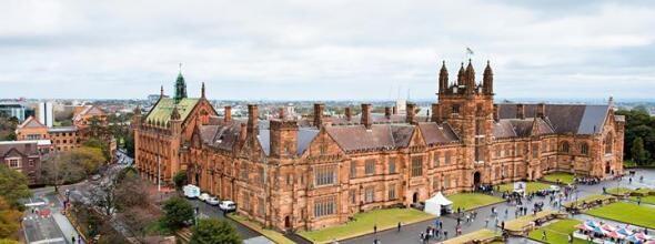悉尼大学最新排名彰显世界级名校水平