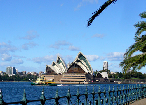 别怕!悉尼依旧美丽 人们如此善良