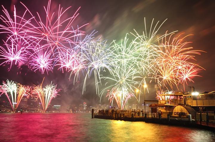澳大利亚成中国人庆祝春节热门之地