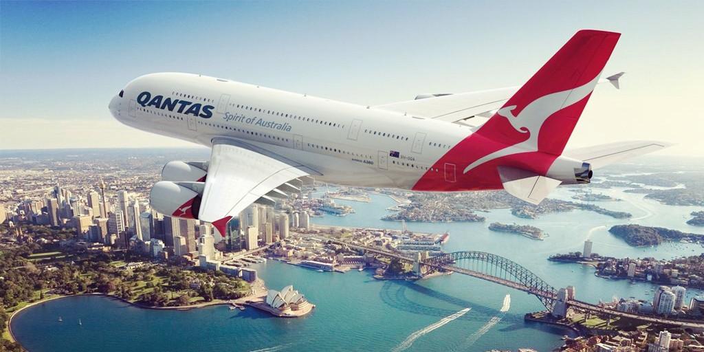 飞往澳大利亚留学