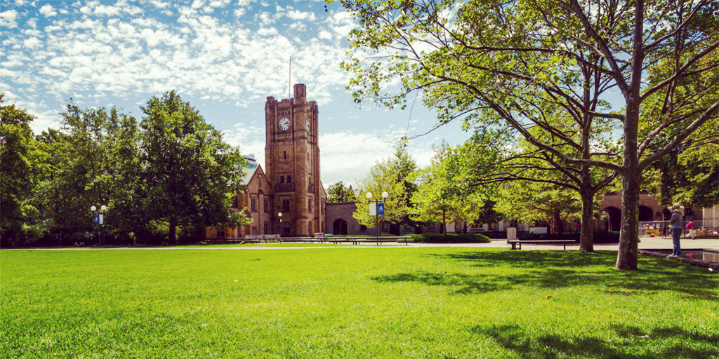 墨尔本大学 最宜居的城市