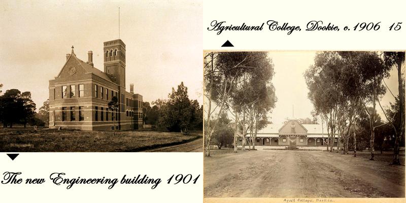 历史悠久的墨尔本大学