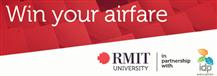 世界那么大 RMIT联手易申网免费带你飞
