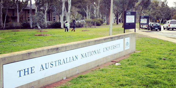 澳国立大学北京见面会 帝都小伙伴约起