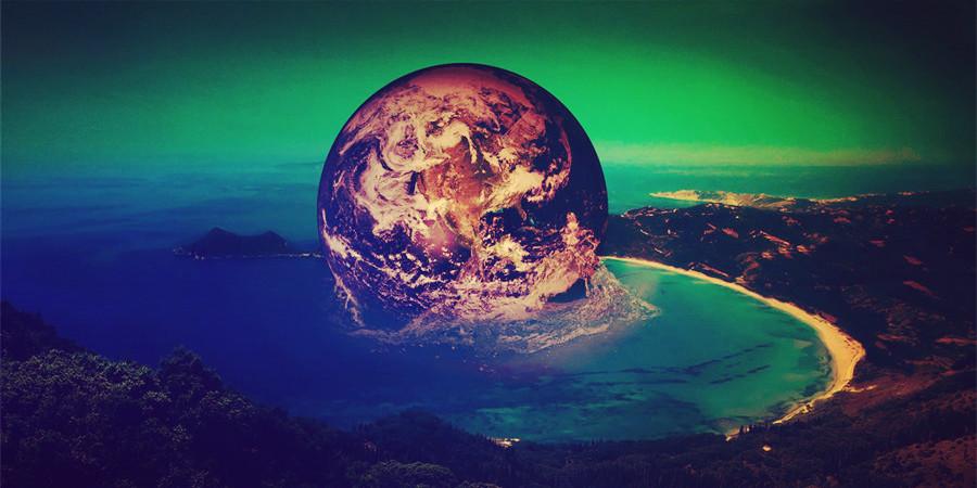 "NASA疑发现""另一个地球"" 能移民咩?"