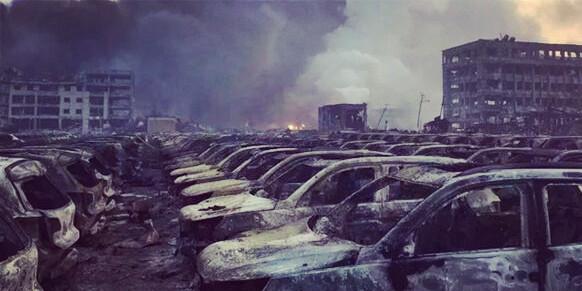 保佑天津 爆炸发生时我们能做什么?