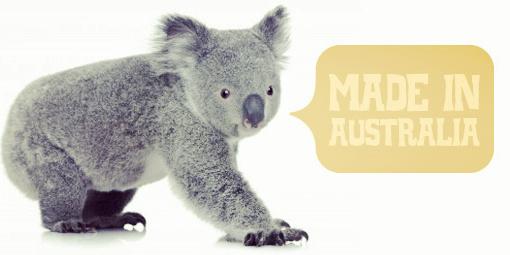 天阿鲁 原来这些都是Mand in 澳洲