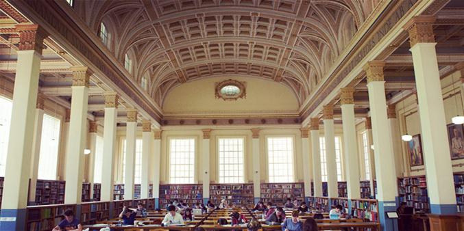 阿德莱德大学图书馆及阿德莱德大学住宿