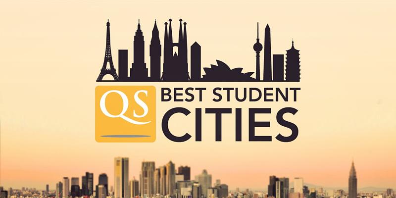 2016年QS全球最佳求学城市排行榜