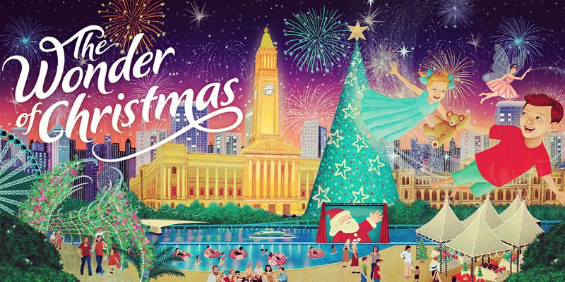 澳洲各地不可错过的圣诞活动