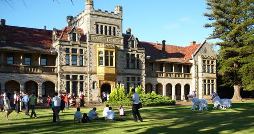 西澳大学排名