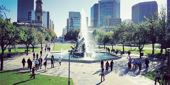 澳洲八大之阿德莱德大学住宿及生活费用一览