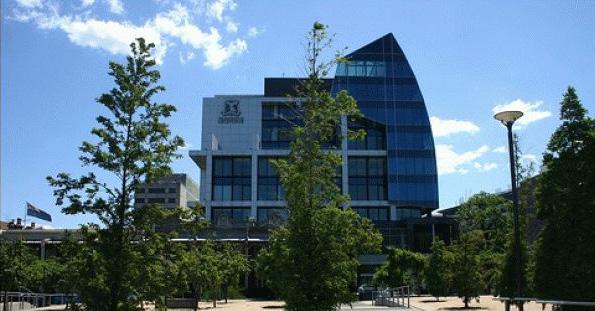 墨尔本大学院系设置