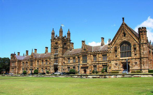 悉尼大学商学院