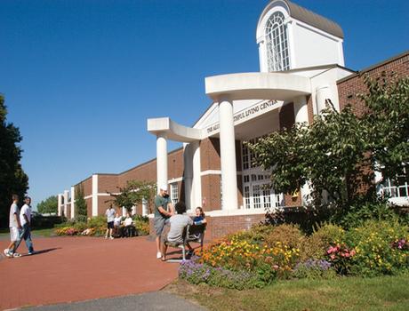新英格兰大学