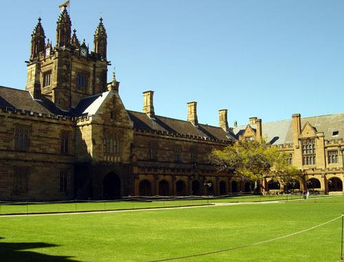 澳大利亚教育学排名