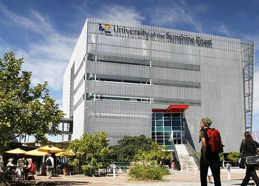 阳光海岸大学排名