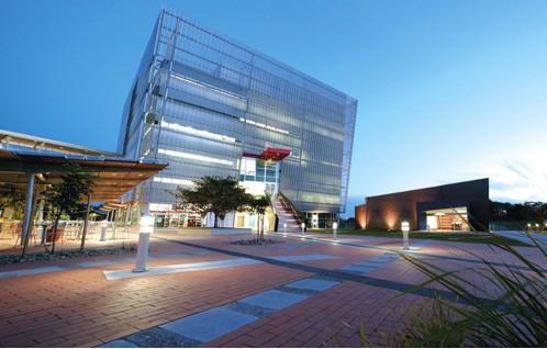 阳光海岸大学专业设置