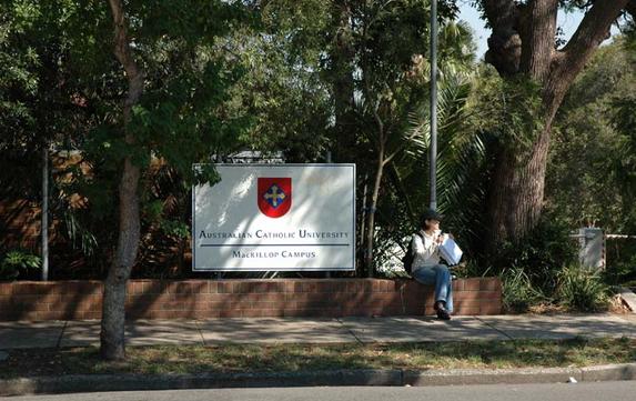 ,澳洲天主教大学专业排名