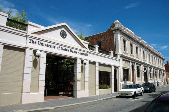 澳洲圣母大学申请条件