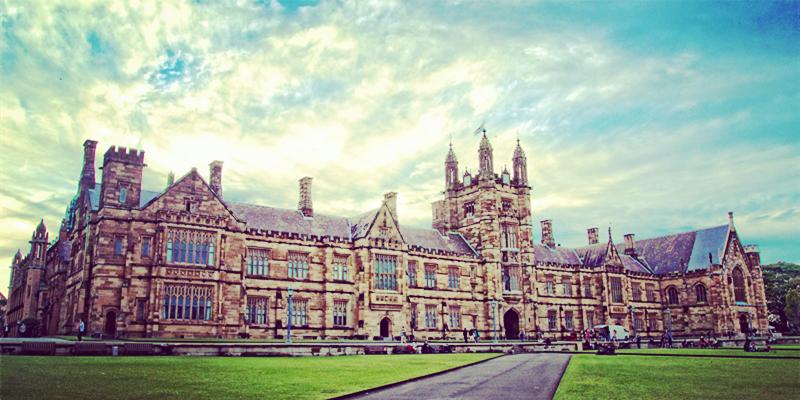 悉尼大学,悉尼大学录取条件,澳大利亚硕士留学,去澳大利亚留学条件