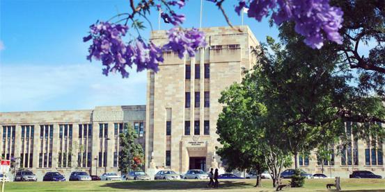 2017年最新昆士兰大学高考直录分数线
