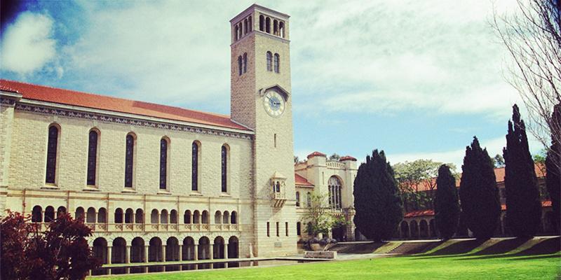 2017年最新西澳大学高考直录分数线