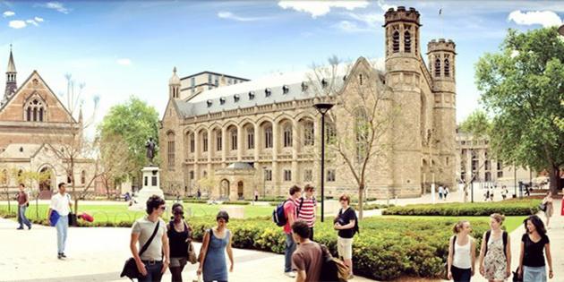 2017年最新阿德莱德大学高考直录分数线