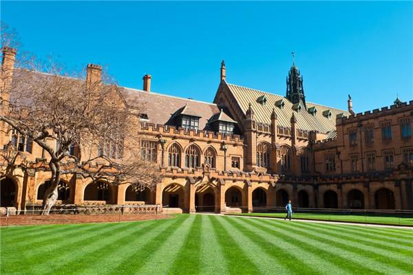 澳大利亚大学就业率