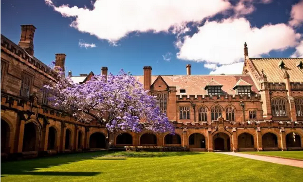 澳洲大学学费一览表