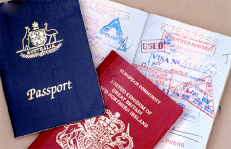 澳大利亚570签证材料