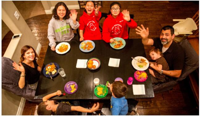 澳洲留学寄宿家庭