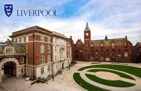 利物浦大学,利物浦留学,英国留学