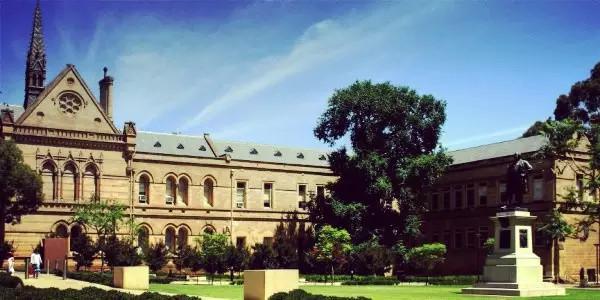 阿德莱德大学建筑设计