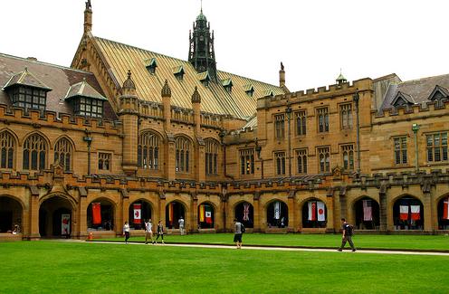 南澳大学建筑学