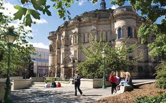 爱丁堡大学传媒硕士专业如何?申请条件简析